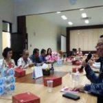 Silaturahmi Sekolah Vokasi UMS, Perbarindo, Asbisindo Dan OJK kota Surakarta