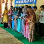 SMP IT Kosgoro Kedawung Sragen Akhiri PSB 2016 Dengan Akhirussanah