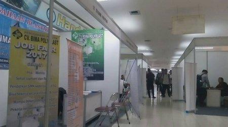 Job Fair Palur Plaza