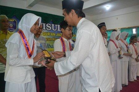 Ratusan Hafidz Al Quran Juz 29 dan 30 Diwisuda Hari Ini