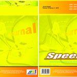 Kover dan Editorial Edisi Speed Volume 10 Nomor 2 Tahun 2018